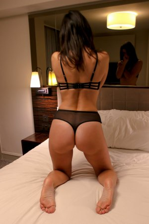 Anne-karine outcall escorts